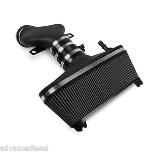 2001 2004 Chevy Corvette V8 5 7l Airaid Cad Synthamax Dry Filter Intake 252 292