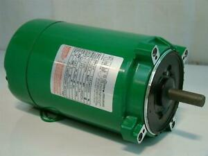 Ao Smith 3 4hp Electric Motor 115 230v 3450 Rpm 11574a000 C48d55b86 Single Phase