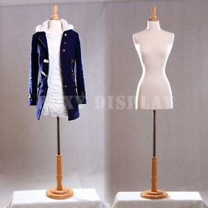 Female Size 2 4 Mannequin Manequin Manikin Dress Form f2 4w bs r01n