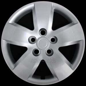 2002 2012 Nissan Altima 16 Wheel Covers Bolt On Hub Caps 5 Spoke Full Rim Skins