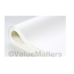 Tissue Paper 20 X 30 White 960 Large Sheets 2 Reams