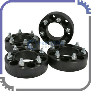 4pc 2 0 Inch Skid Steer Wheel Spacers 6lug Gehl Mustang New Holland 2