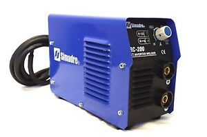 Welder Simadre Igbt Machine Arc200 Inverter Mma Arc 200 Amp Welding