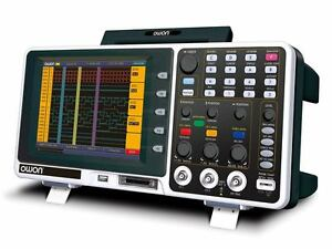 Owon Mso8102t 100mhz 2gs s Mixed 16 Chs Logic Analyzer Oscilloscope Dso La Fft