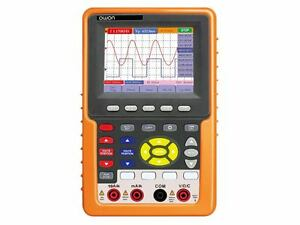 Owon Hds3102m n 100 Mhz 1gs s Handheld Storage Oscilloscope Dso Multimeter Fft