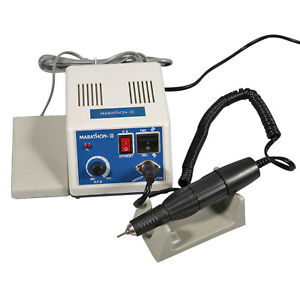 Dental Lab Marathon Electric Micromotor Polishing N3 Unit 35k Rpm Motor A