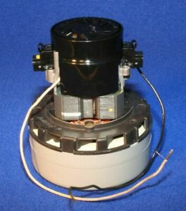 Tennant 130406am Vacuum Motor 120v 2 Stage For Typhoon 3500 3520 Wet dry Vac