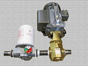Waste Oil Heater Parts 12 Gpm Electric Oil Transfer Pump With Filter And Hoses