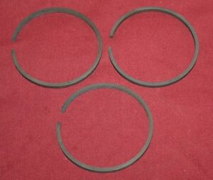 International Mccormick M 3 Hp Spark Plug Piston Rings Set Gas Engine Motor