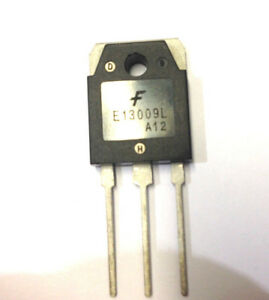 10 Pieces E13009l Fairchild To 3p High Voltage Switch Mode Free Us Shipping