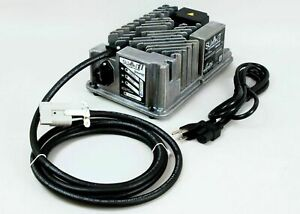 Tennant 65570 Battery Charger 36v 20a Sb50 Gray For Floor Scrubber