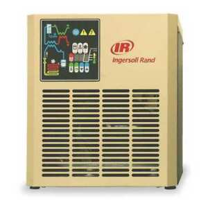 Compressed Air Dryer 25 Cfm 7 5 Hp 115v Ingersoll Rand D42in