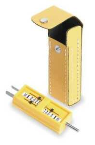 Daniel Woodhead 1760 Receptacle Tension Tester With Case