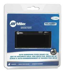 Miller Electric 770226 Welding Lens 2 X 4 In 10 Auto darkening