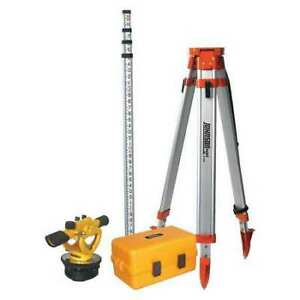 Builders Transit Level Kit 22x 200 Ft Johnson 40 6912