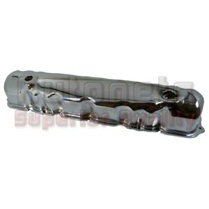 Chrome Ford 144 170 200 250 Inline 6 Cylinder Valve Cover 60 83 Mustang Falcon