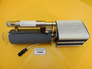 Inficon Hpr 1100 Transpector Residual Gas Analyzer Assembly Used Working