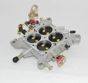 Genuine Holley 112 119 850 950 1000 Double Pumper Complete Base Plate Assembly