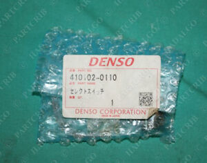 Denso 410102 0110 Jrc Selector Teach Pendant Selector Switch Motoman New