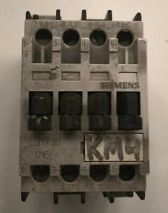 Continental Washer Contactor 3tf30 01 Oan2 193441