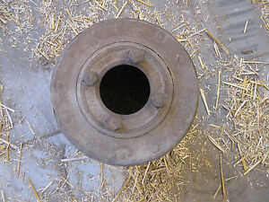 Farmall 10 Belt Pulley Farmall H Plus Other Tractors