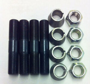 Oe Style Dana 44 Stud And Conical Washer Reid 4 Hole Steering Arm Install Kit