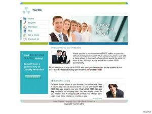 Auto Hits Links Exchange Business Website For Sale Cheap Source For Visitors
