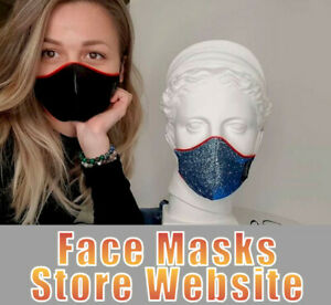 Amazon Affiliate Turnkey Website Business For Sale Face Masks Store