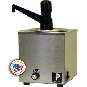 Popcorn Machine Supplies Paragon Pro style Butter Warmer With Pump