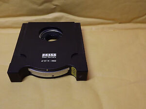 Zeiss Axiomat Microscope Magazine Slider Part 47 57 71 9902