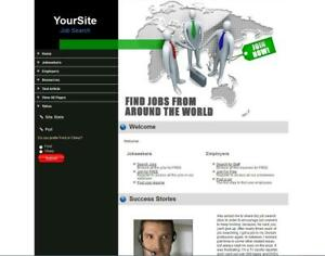 Job Search Website Earm Money With Adsense Free Domain For 1 Year