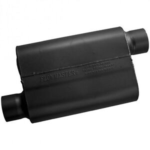 Flowmaster 43043 Orginal 40 Series Muffler 3 Offset In And Offset Out