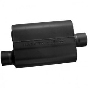 Flowmaster 43041 Original 40 Series Muffler 3 Offset In And Center Out