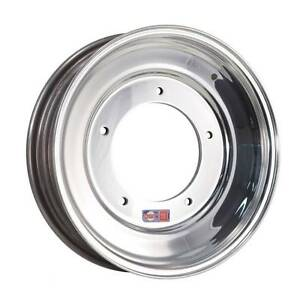 Dwt Polished Aluminum Vw Front Wheel 15x5 5 12mm 3 5 2 Dune Buggy Sandrail