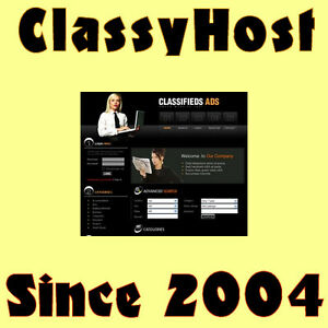 Money Making Business Online Work At Home Classifieds Ads Website For Sale