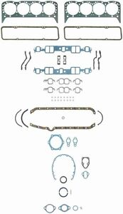 Sealed Power 260 1000 Small Block Chevy Full Gaskets Set W Head Intake Exhaust