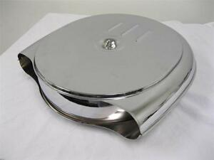 Show Display Chrome Cadillac Oldsmobile Retro Air Cleaner Hard To Find Olds Cadd