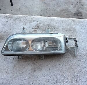 1991 1994 Acura Legend 4 Dr Driver Side Left Lh Headlight Oem Used