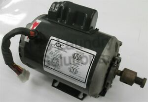 American Dryer Corp adc Electric Dryer Motor Sl31 P n 181121 used