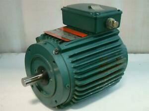 Reliance Electric Motor 230 460v 1725rpm 3 4hp 3ph P14g7324p ef