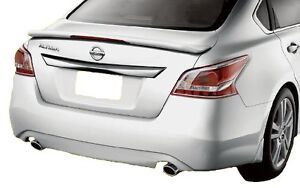 Factory Style Rear Spoiler Painted Fits 2013 2015 Nissan Altima 4 Door