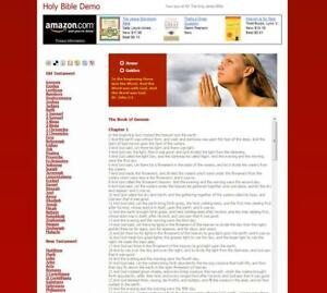 Christian Books Bible Store Make Money With Your Own Ecommerce Website