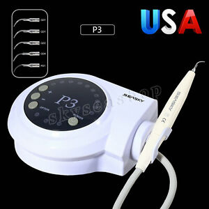 Dental Ultrasonic Piezo Scaler Endo P3 handpiece Tips Compatible Dte Satelec