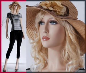 Mannequin Female Manequin On Sale Display Hand Made Fiberglass Manikin cici