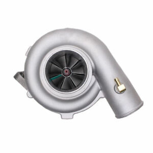 Universal Tx 50b 54 Turbo Charger 48 A r 4 Bolt Exhaust T3 Flange 200 300 Hp