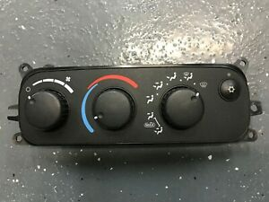 01 02 03 04 Dodge Dakota Durango Heater Climate Control Unit Max 2001 2002 2003