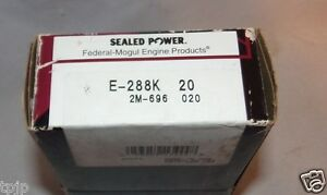 E288k20 Ford 317 Olds 307 Buick 350 Jeep 350 20 Over Piston Rings