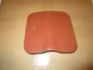 6 X 6 Curved Big 400 Case Tractor Radiator Cover Usa Made New Reproduction
