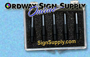 5 New 60 Carbide Blades For Mimaki Cg series Dgi Omega New Star Plotters