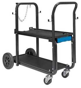 Miller Electric 301239 Running Gear cart 4 In H X 17 3 4 In W